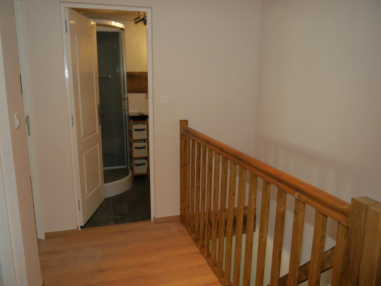 Landing Upstairs showing Bathroom Entrance 2(1)